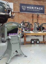 Fonte-anglais-Roue Roue Machine-UK Made.