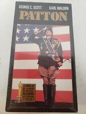 Patton (VHS, 1996, 2-Tape Set)