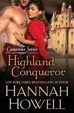 Highland Conqueror by Howell, Hannah -Paperback