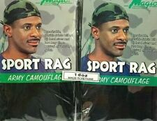 Magic Sport Rag Army Camouflage (12 Pack) Lot Style# 4719