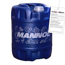 10 Liter MANNOL Energy 5W-30 API SL A3 B3 5W30 4036021148281