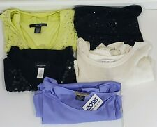 Mixed Lot Plus Size Blouses Tanks Tops Womens Clothing Size 1X  Shirts Set Of 5