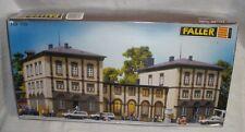 Faller HO 109 Konigsbach Train station model kit