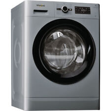 Whirlpool FWG81496S Silver 8kg Freestanding Washing Machine - 2 Year Guarantee