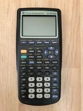 Texas Instruments Ti-83 Plus Graphing Student Calculator *Euc*