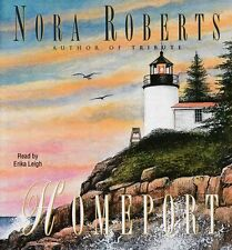 Nora ROBERTS / HOMEPORT   [ Audiobook ]