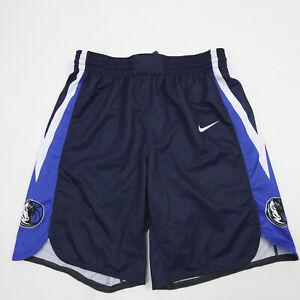 Dallas Mavericks Nike Athletic Shorts Men's Navy/Blue New without Tags