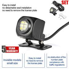 Car Reverse Light Lamp Reversing Backup Parking Lamp 6500K White Car Accessories