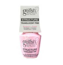 Harmony Gelish-Cepillo-en la estructura de gel-Translúcido Pink - 15ml/0.5oz