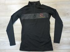 Livestrong Nike Pro Combat Compressed Running 1/4 zip Pullover Womens LG L