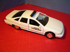 Road Champs 1993 Oregon State Police Car 1/43 Blank Plate