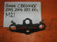 HONDA CBR600RR 03 04 RR3 RR4 UPPER TOP YOKE TRIPLE CLAMP