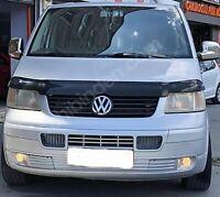 VW T5 2003-2009 BONNET WIND STONE DEFLECTOR PROTECTOR GUARD - NOT BRA NEW