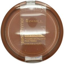 Rimmel Sun Shimmer Maxi Bronzer - 001 Sun Kiss - 17g