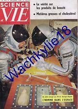 Science et vie n°495 du 12/1958 Espace Rotodyne Carabine 22 long rifle