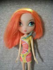 La Dee Da Doll - Juicy Crush, Sweet 'n Sour Cyanne, Orange & Yellow Hair