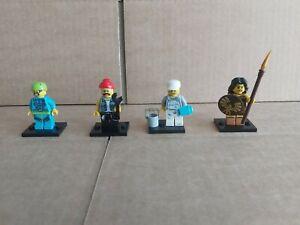 Genuine LEGO Collectible Minifigures - (3) Series 10