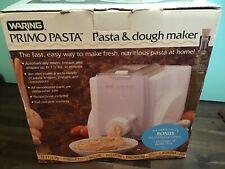 Waring Primo Pasta Pasta & Dough Maker -NEW