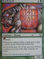 B-i-n-g - o unhinged magic mtg mint card