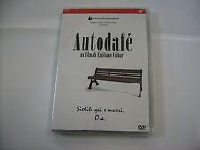 AUTODAFE' - DVD SIGILLATO - EMILIANO CRIBARI