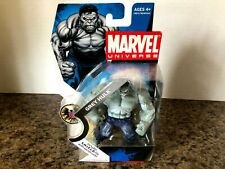 Marvel Universe Grey Hulk Includes S.H.I.E.L.D. File 3.75� Hasbro Figure 2008