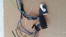 BMW Z3 Roadster Factory Stock Stereo Amplifier amp WIRING HARNESS PLUGS OEM