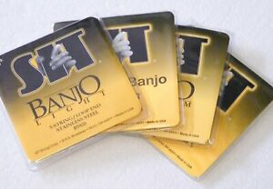 SIT Stay in Tune banjo strings see listing for variations