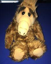 "vintage Alf (Alien Tv Show) Stuffed Plush Toy Used/Undamaged 18"""