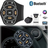 Universal Car Steering Wheel Button Stereo DVD GPS Bluetooth 4.0 Remote Control