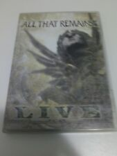 All That Remains Live DVD