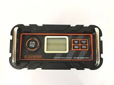 Car Battery Charger Black & Decker BC15BD 15 Amp Bench with Engine Start Timer