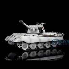 Us Stock HengLong 1/16 Scale King Tiger Rtr Rc Tank 3888A Metal Tracks Wheels