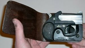 Pocket Holster, Wallet Style For Full Concealment - Bond Arms Derringers - KCH