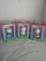 Hatchimals Christmas Ornaments, Set Of 3 Boxed