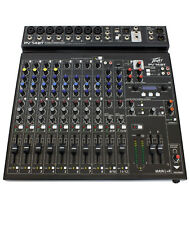 Peavey PV14BT 14-Channel Non-Powered Mixer w/ Bluetooth