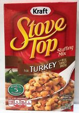 Stove Top Stuffing Mix for Turkey 6 oz Dressing