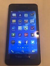 BlackBerry Z10 - 16GB - Black (Verizon) Smartphone Nice!