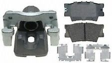 ACDelco 18R2599 Rear Right Rebuilt Brake Caliper With Pad