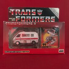 Transformers-Takara - 2001 Edición Coleccionista-E-Hobby-Trinquete completo