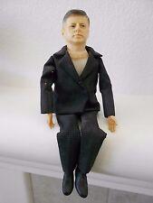 1963 Vintage John F. Kennedy JFK Kamar Doll in Suit flexible arm & legs Japan