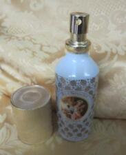 Vintage Bal a Versaille Jean Desprez 2 fl oz Pafum De Toilette Gold Leaves bottl