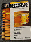 Essential Elements For Band Percussion Book 1 EE Interactive by Hal Leonard