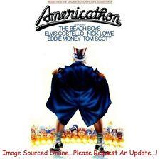 Soundtrack: Americathon (Factory Sealed 1979 U.S. 9 Track LP) * EDDIE MONEY