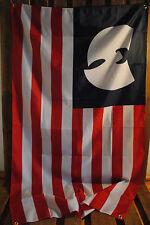 Wu tang clan Wu Nation AMERICAN flag Banner Free DECAL Sticker! ODB RZA