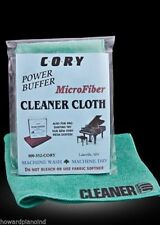 Cory Cleaner Cloth for Cleaning Your Piano
