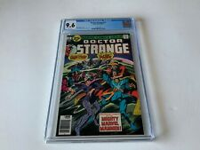 DOCTOR STRANGE 17 CGC 9.6 WHITE PAGES GREAT COVER MARVEL COMICS 1976