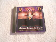 "Byrd ""Flying beyond the 9"" 2001 cd  Lion Music Rec.  NEW"