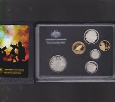 2009 Australia Proof Coin Set in Folder with outer Box & Certificate