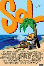 Sol - Skateboard Dvd - Produced by Erik Hatch (Shorty's, Church of Skatan)
