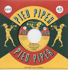 """PIED PIPER PLAYERS The Bari Sax NEW NORTHERN SOUL 45 (PIED PIPER) 60s 7"""" VINYL"""